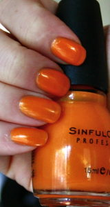 Sinful colors cloud 9 swatch