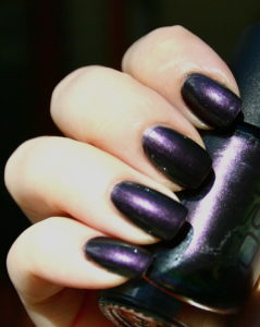 gosh purple heart swatch