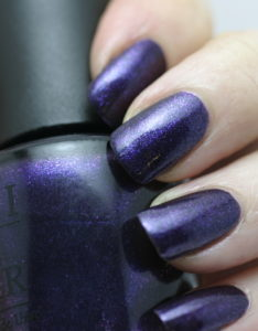 opi ink swatch