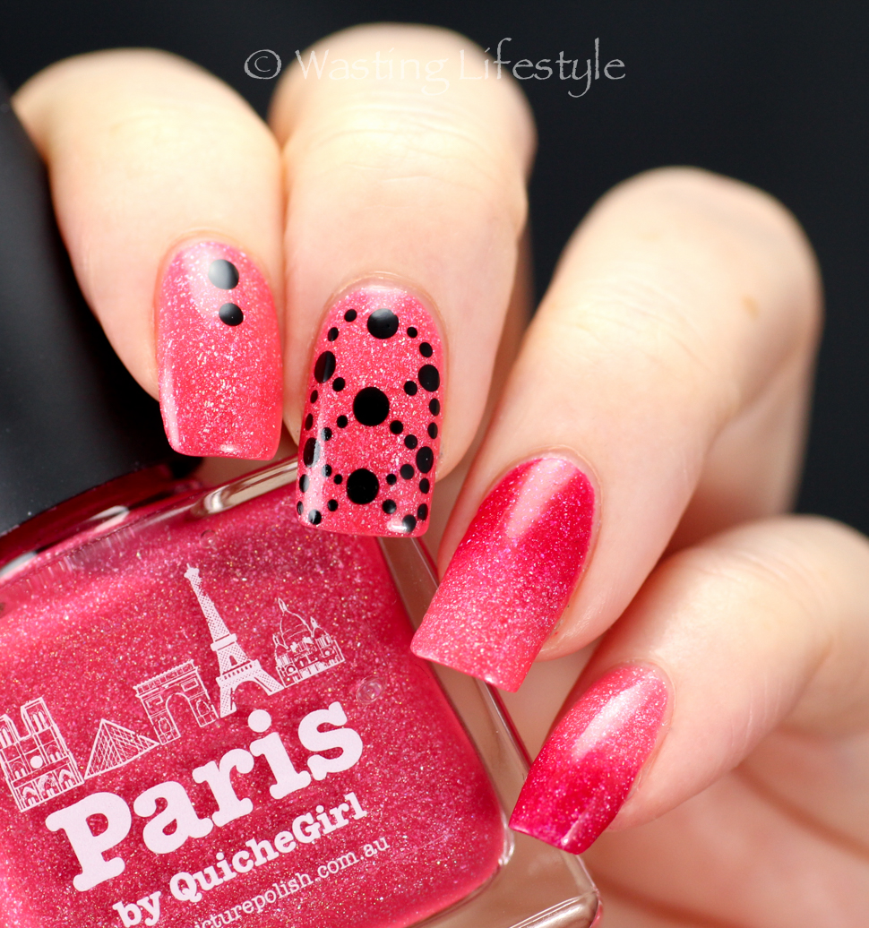 Picture polish paris swatch