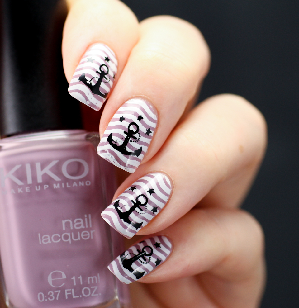 kiko 510 swatch moyou london sailor collection