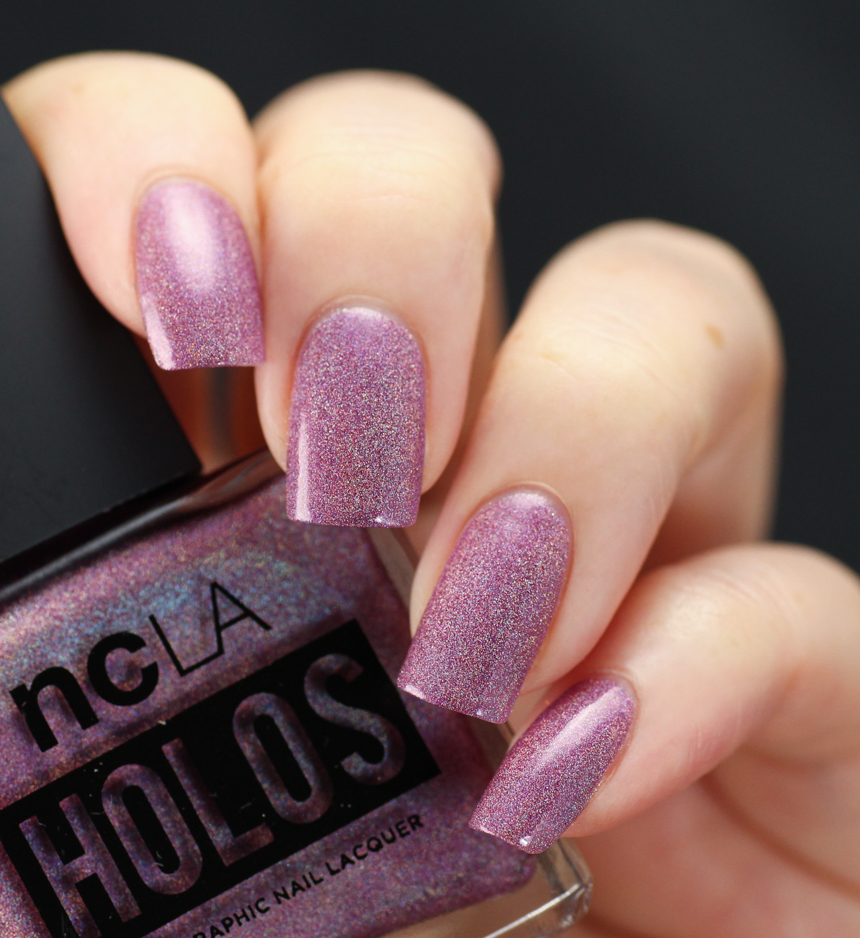 NCLA Iridescent Dreams, 2 coats