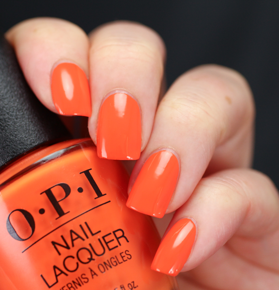 opi summer lovin having a blast