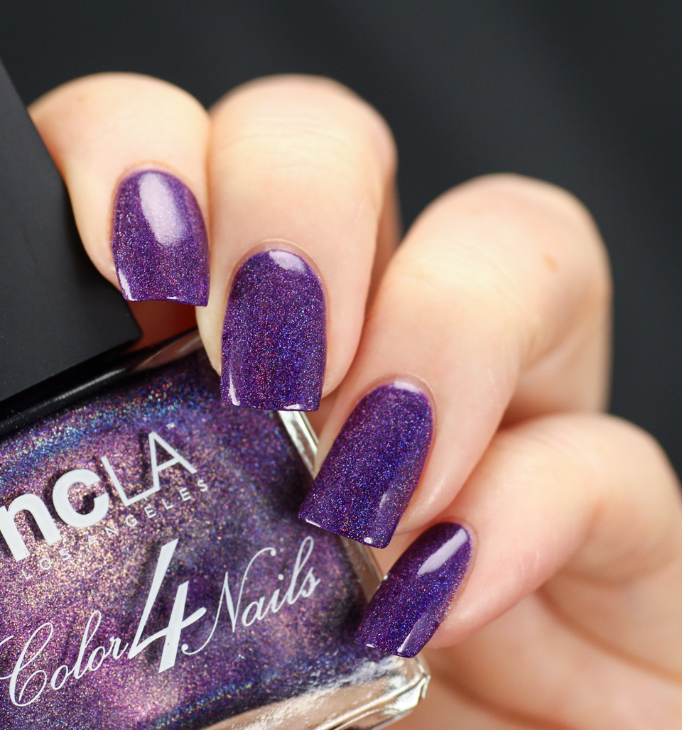 NCLA Color4Nails Lolanthe, 2 coats