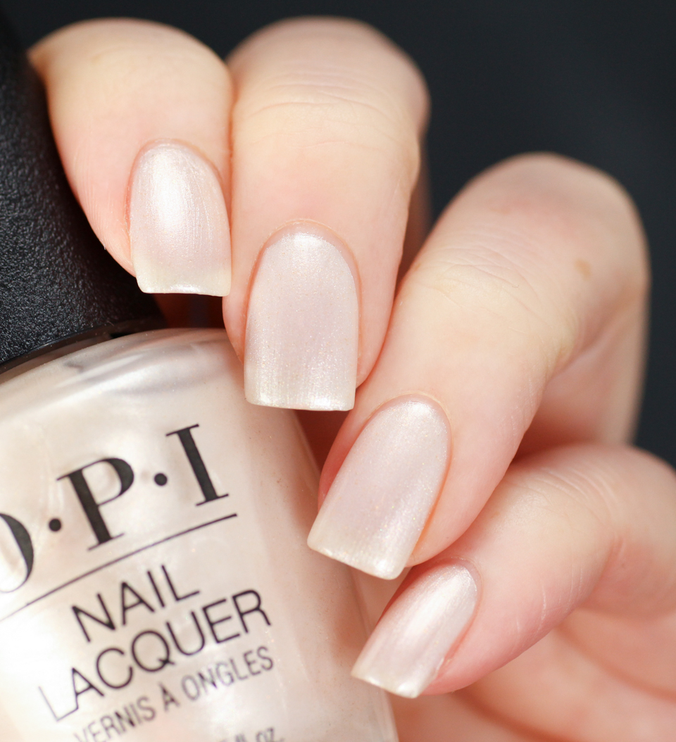 opi Snow Glad I Met You