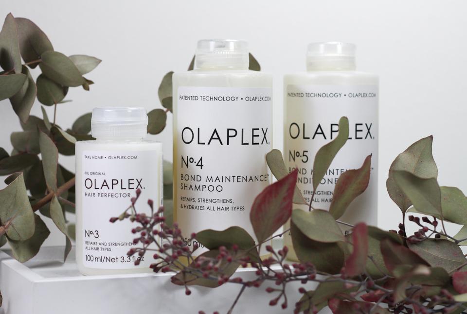 Olaplex Ennen Jälkeen